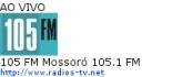 105 FM Mossoró 105.1 FM - Ao Vivo
