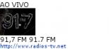 91,7 FM 91.7 FM - Ao Vivo