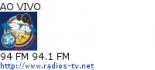 94 FM 94.1 FM - Ao Vivo