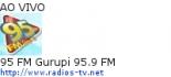 95 FM Gurupi 95.9 FM - Ao Vivo