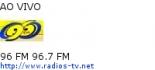 96 FM 96.7 FM - Ao Vivo