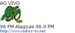 96 FM Alagoas 96.9 FM - Ao Vivo