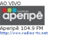Aperipê 104.9 FM - Ao Vivo