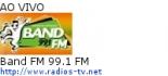 Band FM 99.1 FM - Ao Vivo