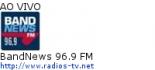 BandNews 96.9 FM - Ao Vivo