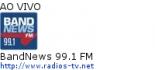 BandNews 99.1 FM - Ao Vivo