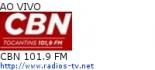 CBN 101.9 FM - Ao Vivo