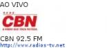 CBN 92.5 FM - Ao Vivo