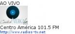 Centro América 101.5 FM - Ao Vivo