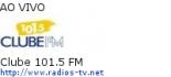 Clube 101.5 FM - Ao Vivo