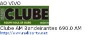 Clube AM Bandeirantes 690.0 AM - Ao Vivo