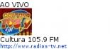 Cultura 105.9 FM - Ao Vivo