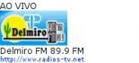 Delmiro FM 89.9 FM - Ao Vivo