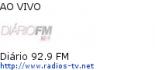 Diário 92.9 FM - Ao Vivo