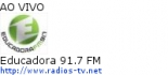 Educadora 91.7 FM - Ao Vivo