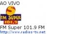 FM Super 101.9 FM - Ao Vivo