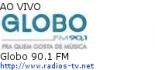 Globo 90.1 FM - Ao Vivo