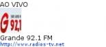 Grande 92.1 FM - Ao Vivo