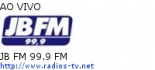 JB FM 99.9 FM - Ao Vivo