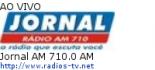 Jornal AM 710.0 AM - Ao Vivo