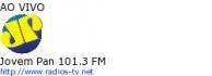 Jovem Pan 101.3 FM - Ao Vivo