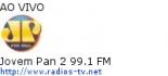 Jovem Pan 2 99.1 FM - Ao Vivo