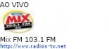 Mix FM 103.1 FM - Ao Vivo