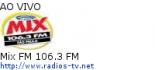 Mix FM 106.3 FM - Ao Vivo