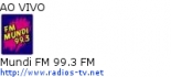 Mundi FM 99.3 FM - Ao Vivo