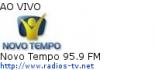 Novo Tempo 95.9 FM - Ao Vivo