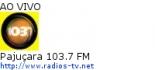 Paju�ara 103.7 FM - Ao Vivo