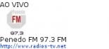 Penedo FM 97.3 FM - Ao Vivo