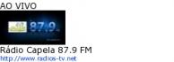 Rádio Capela 87.9 FM - Ao Vivo