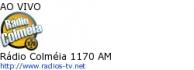 Rádio Colméia 1170 AM - Ao Vivo