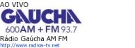 Rádio Gaúcha AM/FM - Ao Vivo