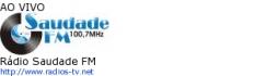 Rádio Saudade FM - Ao Vivo
