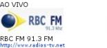 RBC FM 91.3 FM - Ao Vivo