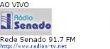 Rede Senado 91.7 FM - Ao Vivo
