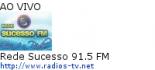 Rede Sucesso 91.5 FM - Ao Vivo