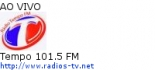 Tempo 101.5 FM - Ao Vivo