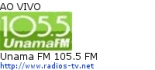 Unama FM 105.5 FM - Ao Vivo