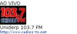 Uniderp 103.7 FM - Ao Vivo